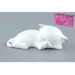 фото Фигурка декоративная Elan Gallery «Котенок спящий»