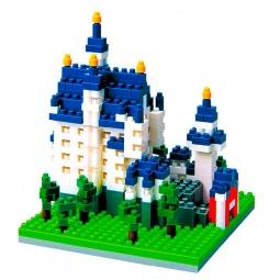 Купить Мини-конструктор Nanoblock «Замок Нойшванштайн»