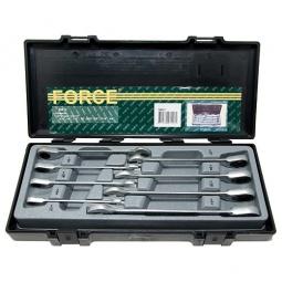 Купить Набор ключей трещоточных Force F-50812