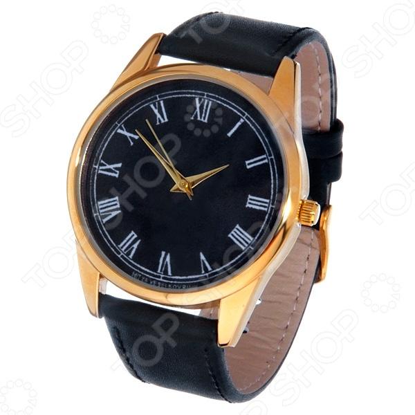 Часы наручные Mitya Veselkov «Куранты» Gold