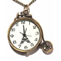 фото Кулон-часы Mitya Veselkov «Париж-ретро»