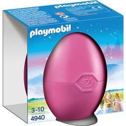 фото Конструктор для ребенка Playmobil «Яйцо: Принцесса с туалетным столиком»