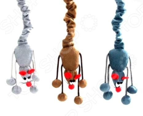 Игрушка для кошек Beeztees «Мышь-дразнилка». В ассортименте