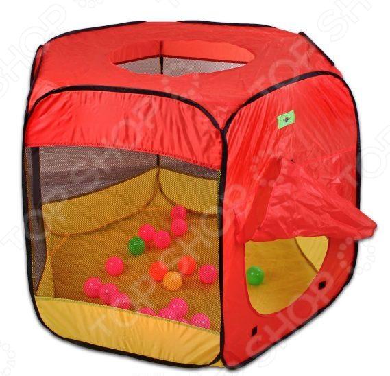 Палатка игровая Shantou Gepai «Манеж с мячиками». В ассортименте