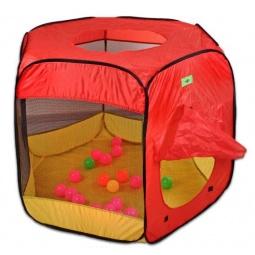 фото Палатка игровая Shantou Gepai «Манеж с мячиками». В ассортименте