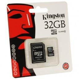 Купить Карта памяти Kingston SDC4/32GB