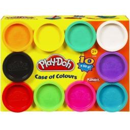 фото Набор пластилина (10 цветов) Play-Doh