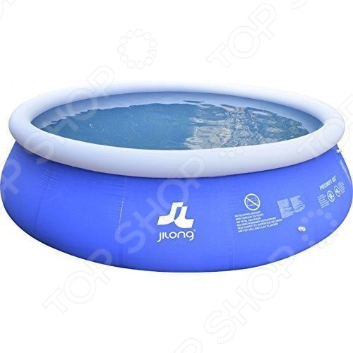 Бассейн надувной Jilong Prompt Set Pools JL010217NGНадувные бассейны<br>Надувные бассейны это прекрасная альтернатива стационарным. Возведение и обустройство последних представляет собой очень трудоемкий и дорогостоящий процесс, в то время как для установки надувного бассейна вам понадобится всего пару минут. Бассейн надувной Jilong Prompt Set Pools JL010217NG подойдет как для взрослых, так и для детей. Благодаря относительно небольшому весу и компактной конструкции, его можно установить в любом, удобном для вас месте. Лучше всего для этого подойдет дачный участок или двор загородного дома. Бассейн выполнен из трехслойного ПВХ-материала и снабжен фильтр-насосом, картриджем и самоклеющейся накладкой. Для его сборки требуется всего 10-15 минут, при этом надувается только верхняя часть бортика. В комплект поставки входит лестница, подстилка и чехол.<br>