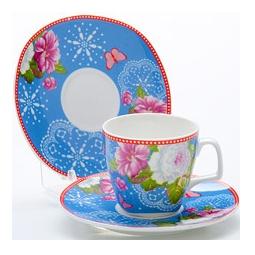 Купить Кофейный набор Loraine LR-24757 «Розы»