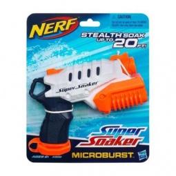 фото Оружие игрушечное Hasbro Бластер водяной Микро Берст Super Soaker