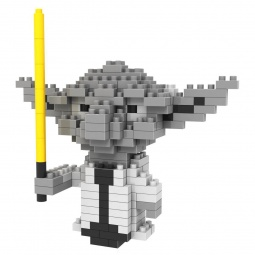 фото Конструктор-игрушка Loz «Звездный воин Йода»