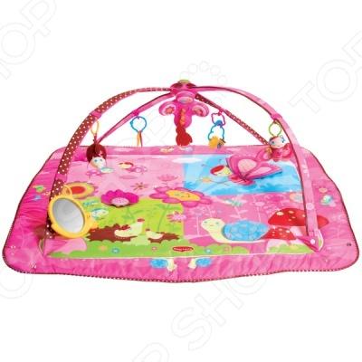 Коврик развивающий Tiny love «Моя принцесса» развивающий коврик моя принцесса 5 в 1 цвет розовый