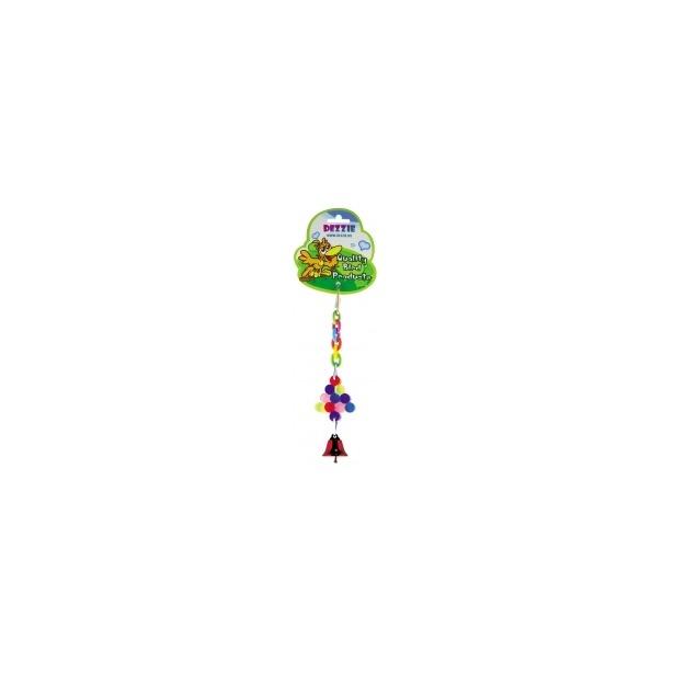 фото Игрушка для птиц DEZZIE «Праздник»