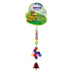 Купить Игрушка для птиц DEZZIE «Праздник»