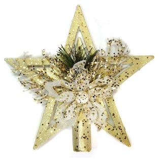 Купить Верхушка елочная Новогодняя сказка «Звезда» 972198