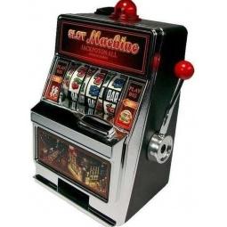 Купить Копилка-игровой автомат 31ВЕК «Однорукий бандит»