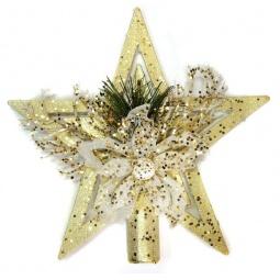 фото Верхушка елочная Новогодняя сказка «Звезда» 972198