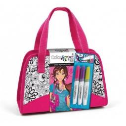 Купить Набор для девочек: сумочка и маркеры для ткани Style Me Up! 1811