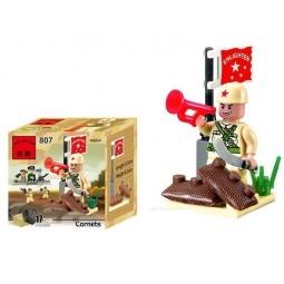 фото Конструктор игровой Brick Cornets 1717104