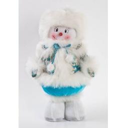 фото Игрушка новогодняя Новогодняя сказка «Снеговик» 971976