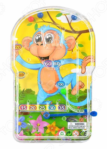 Пинбол настольный Shantou Gepai 2029. В ассортиментеБоулинг. Пинбол настольный<br>Товар продается в ассортименте. Вид изделия при комплектации заказа зависит от наличия товарного ассортимента на складе. Пинбол настольный Shantou Gepai 2029 это увлекательная игра для людей всех возрастов, главной задачей которой является забрасывание в специальные отверстия как можно большего количества шариков. Кто справляется с задачей лучше, тот и победил. Помимо развлекательной функции игра также помогает развить детишкам глазомер, моторику рук и умение считать.<br>