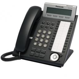 Купить Телефон системный Panasonic KX-DT343RU-B