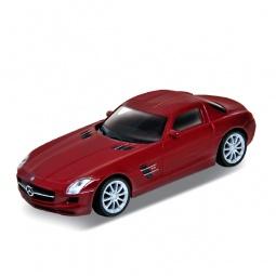 Купить Модель машины 1:34-39 Welly Mercedes-Benz SLS AMG. В ассортименте