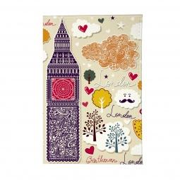 фото Обложка для паспорта Mitya Veselkov «Влюбленный Лондон»