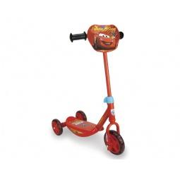 Купить Самокат 3-х колесный Smoby Тачки
