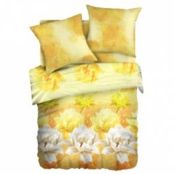 фото Комплект постельного белья Романтика «Солнечное настроение» 298716. Евро
