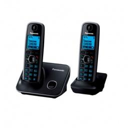 фото Радиотелефон Panasonic KX-TG6612. Цвет: черный
