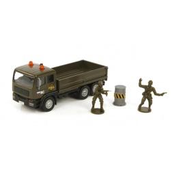 фото Модель коллекционная Пламенный Мотор «Армейский грузовик»