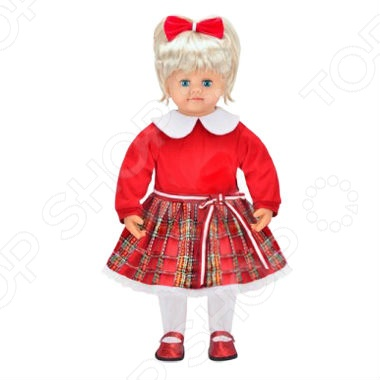Кукла интерактивная Shantou Gepai Настенька 628763 - очаровательная кукла, которая станет отличным подарком для вашей малышки. Кукла выглядит почти как настоящая, поэтому игра с ней поможет вам воспитать в ребенке внимание, заботу, ответственность и доброту. Кукла выполнена удивительно реалистично: пухлые щечки, губки, выразительные глаза проработаны с максимальной точностью. Настенька одета в красивый комплект одежды. Помимо своих прекрасных внешних данных, кукла оснащена звуковым сопровождением. Когда она говорит смешно шевелит губами, имитируя настоящую речь. Особенности интерактивной куклы Shantou Gepai Настенька 628763:  руки и ножки подвижны;  пальцы на ручках удивительно проработаны;  кукла выполнена из высококачественных экологически чистых материалов, которые совершенно безопасны для детей;  натуралистична и детализирована;  ей можно управлять при помощи специального приложения, которое без труда устанавливается на мобильное устройство;  распознает живую речь;  может отвечать на вопросы, рассказывать сказки и петь песни.