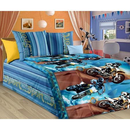 Купить Детский комплект постельного белья Бамбино «Драйв»