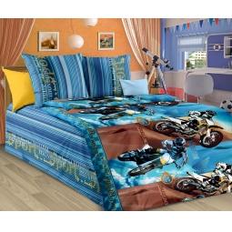 фото Детский комплект постельного белья Бамбино «Драйв»