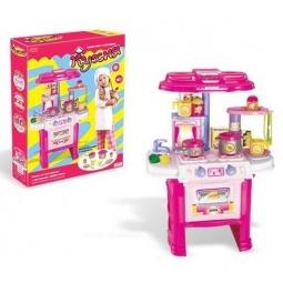фото Игровой набор для девочки Shantou Gepai «Кухня с посудой» ZYA-00115
