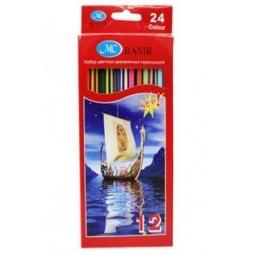 фото Набор карандашей цветных Miraculous «Фрегат»