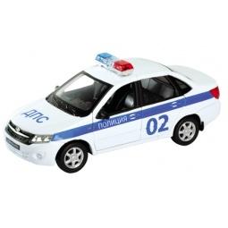 фото Машинка коллекционная Welly LADA Granta «Полиция»