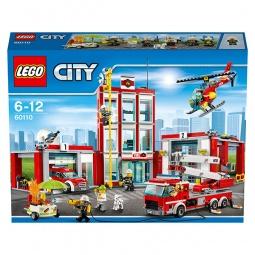 Купить Конструктор игровой LEGO «Пожарная часть»