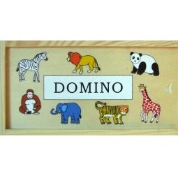 Купить Домино ADEX «Дикие животные»
