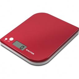 фото Весы кухонные Salter 1177. Цвет: красный