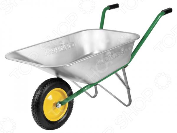 Тачка садовая Grinda 422400