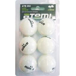 Купить Мячи для настольного тенниса Atemi ATB202