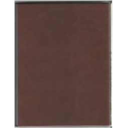 фото Тетрадь на кольцах Бриз «Вивелла». Цвет: коричневый