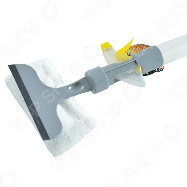 Щетка для мойки с распылителем и сгоном для воды Автостоп AB-2405 - фото 3
