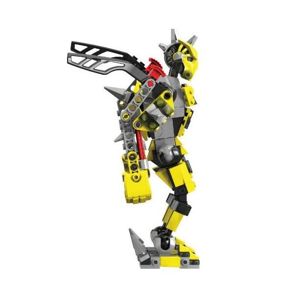 фото Мини-конструктор Mega Bloks Робот-воин Векс