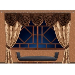 фото Комплект штор Злата Корунка 55506