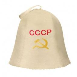 Купить Шапка Банные штучки «СССР»