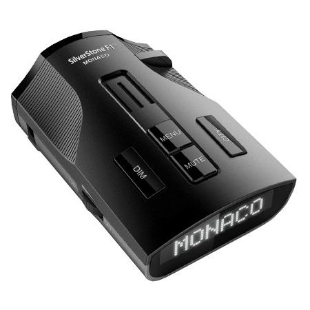 Купить Радар-детектор SilverStone F1 Monaco