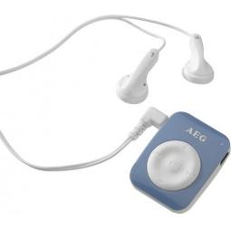 фото MP3-плеер AEG MMS-4221. Цвет: синий